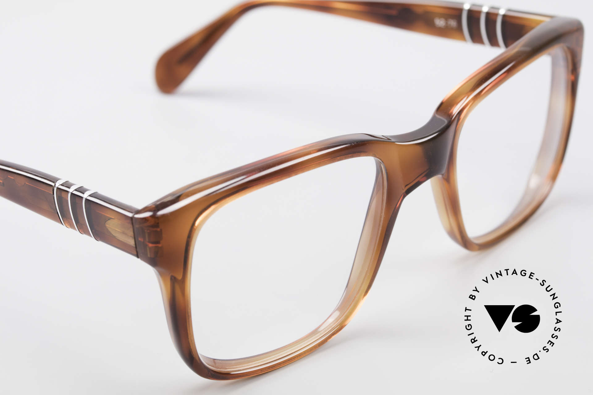 Persol 58150 Ratti Old School Vintage Eyeglasses, NO retro eyeglasses, but a rare 30 years old ORIGINAL, Made for Men