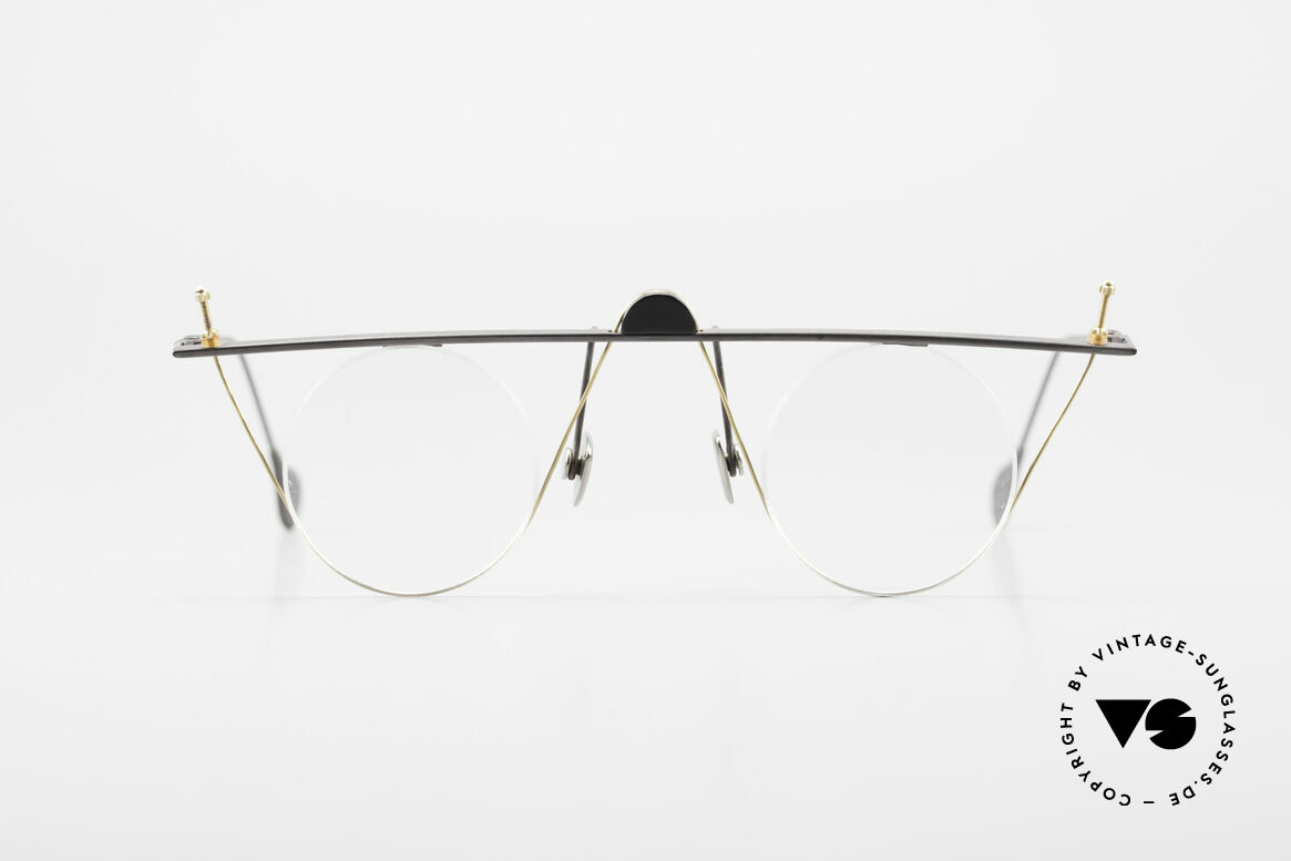 Paul Chiol 07 Rimless Art Glasses Bauhaus