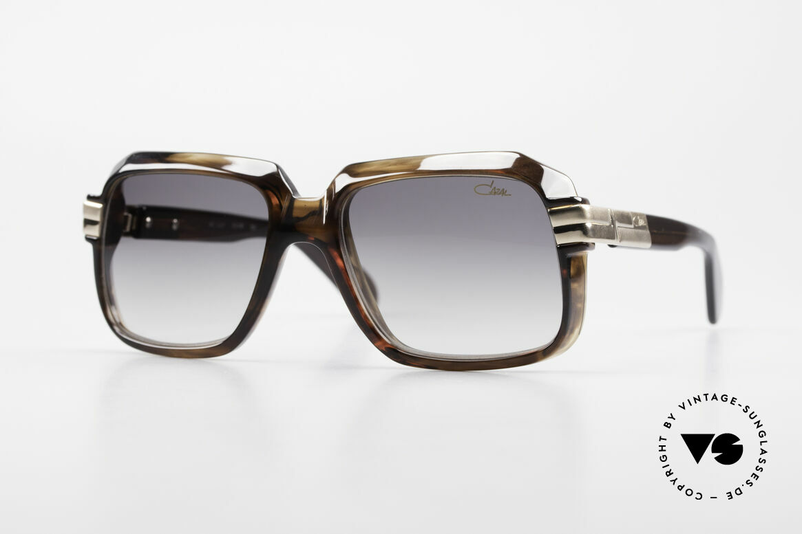 Cazal 607 1st Series From The Late 70's, CAZZY 607 = one of the most wanted vintage models, Made for Men