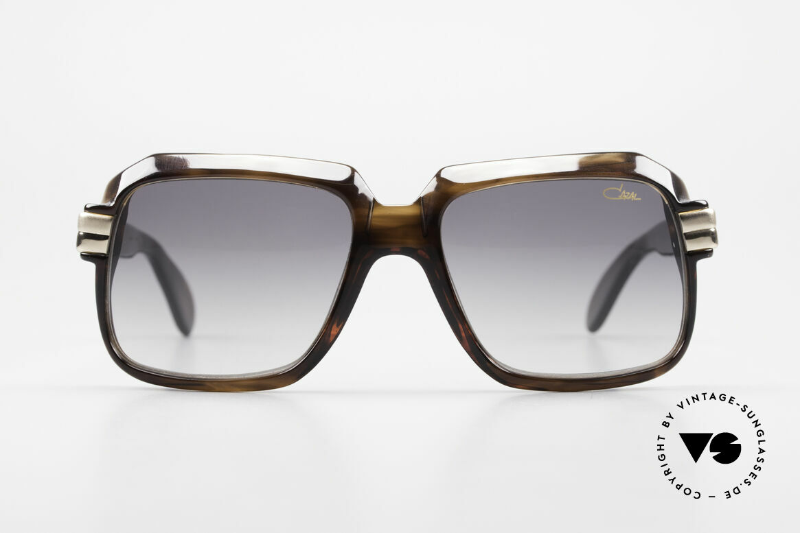 Cazal 607 1st Series From The Late 70's, designed by CAri ZALloni (Mr. CAZAL) in the late 70's, Made for Men