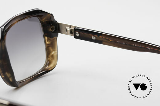 Cazal 607 1st Series From The Late 70's, a true tribute to Cari Zalloni (20.08.'37 - 03.07.'12) !!, Made for Men