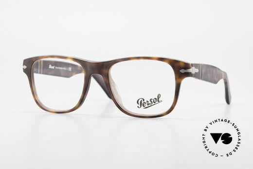 Persol 3051 Timeless Designer Eyeglasses Details