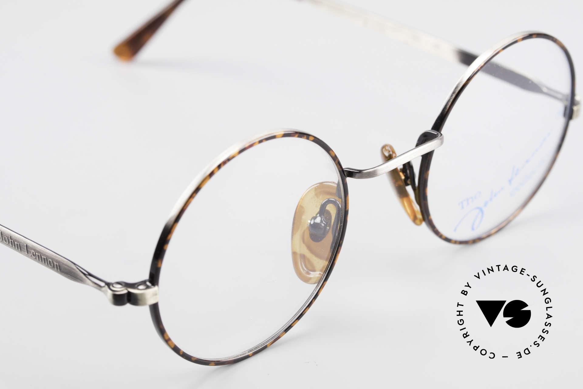 John Lennon - Revolution Small Round Vintage Glasses, unworn (like all our vintage John Lennon glasses), Made for Men and Women