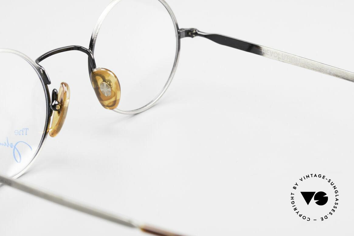 John Lennon - Revolution Small Round Vintage Glasses, Size: small, Made for Men and Women