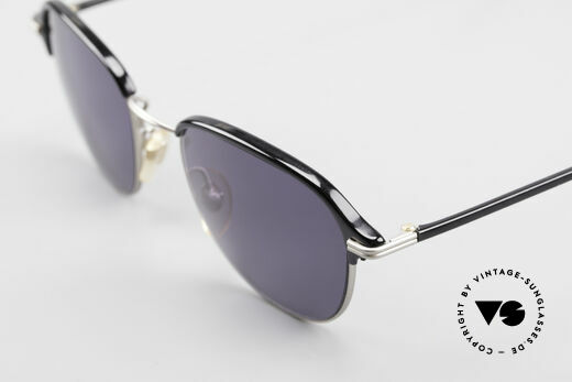 Cutler And Gross 0373 Panto 90's Designer Sunglasses