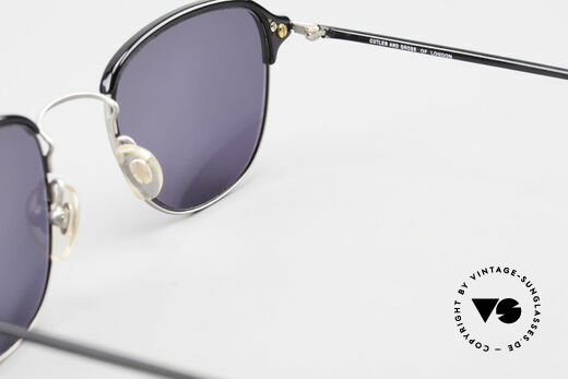 Cutler And Gross 0373 Panto 90's Designer Sunglasses, the quality frame could be glazed with prescriptions too, Made for Men and Women