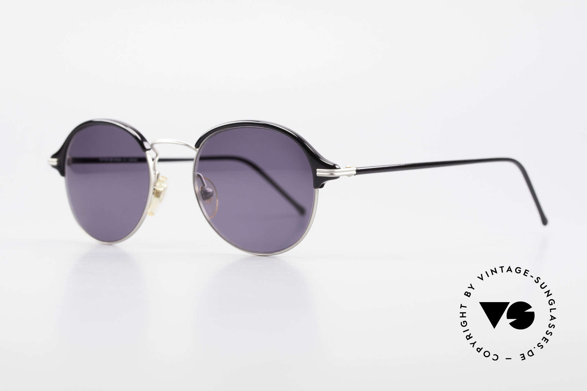 Cutler And Gross 0374 Panto Frame Windsor Rings, stylish & distinctive in absence of an ostentatious logo, Made for Men and Women