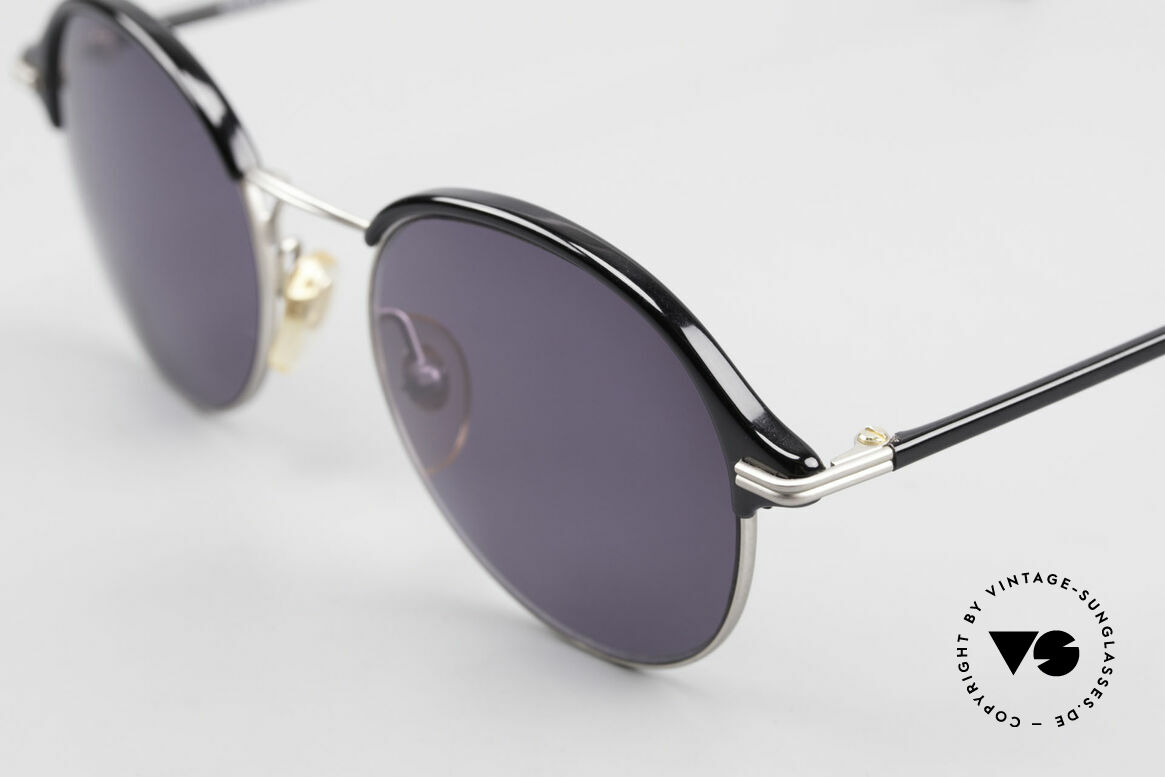Cutler And Gross 0374 Panto Frame Windsor Rings, plain design, but materials & craftsmanship on top level, Made for Men and Women