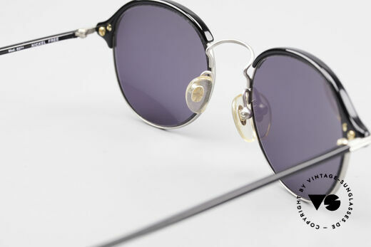 Cutler And Gross 0374 Panto Frame Windsor Rings, NO RETRO fashion, but a unique 20 years old ORIGINAL, Made for Men and Women