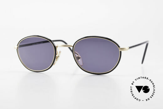 Cutler And Gross 0394 Classic Vintage Sunglasses Details