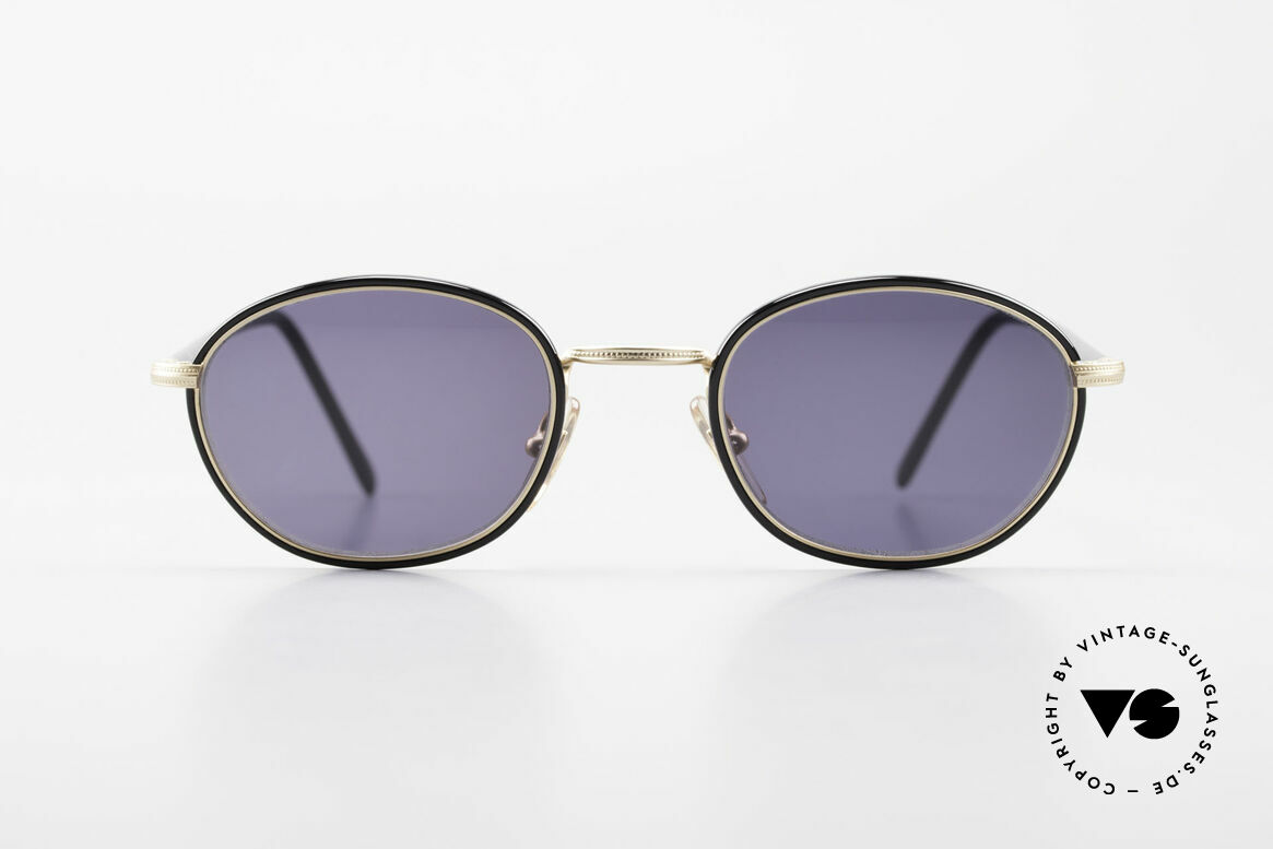 Cutler And Gross 0394 Classic Vintage Sunglasses