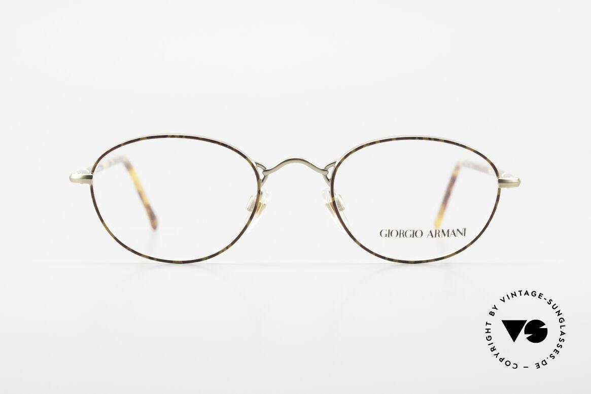 Giorgio Armani 225 Classic Vintage 90's Glasses, vintage designer eyeglass-frame by GIORGIO Armani, Made for Men and Women