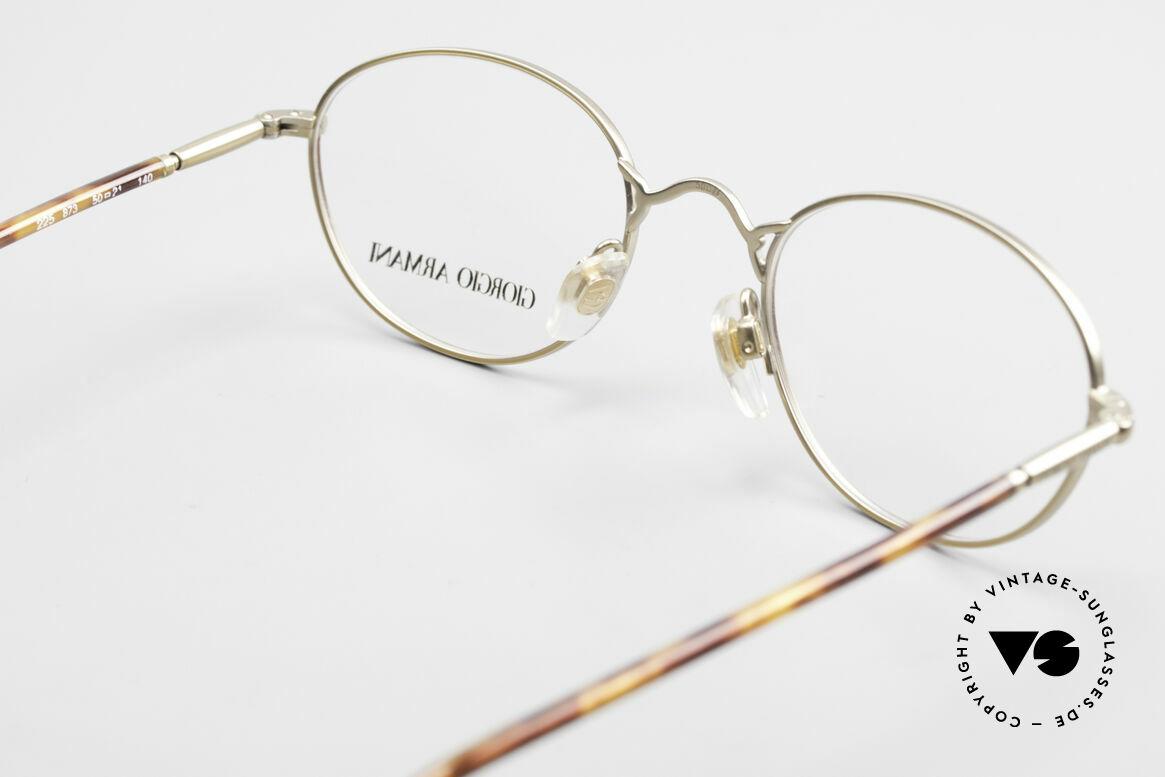 Giorgio Armani 225 Classic Vintage 90's Glasses