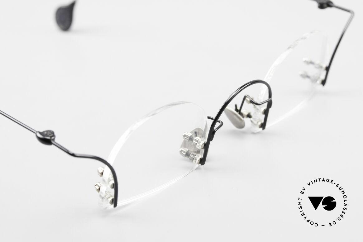 Paul Chiol 2000 Unique Rimless Eyeglasses