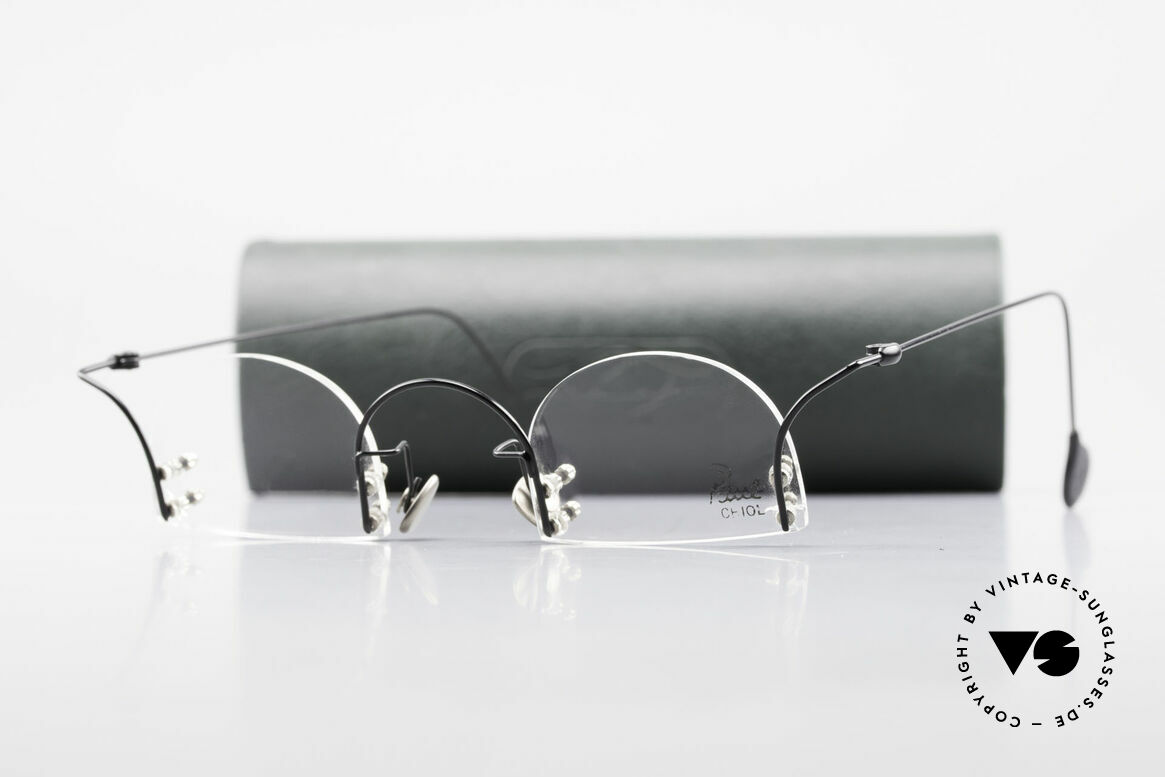 Paul Chiol 2000 Unique Rimless Eyeglasses, Size: small, Made for Men and Women