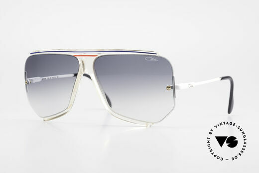 Cazal 850 Old School 80's Sunglasses Details