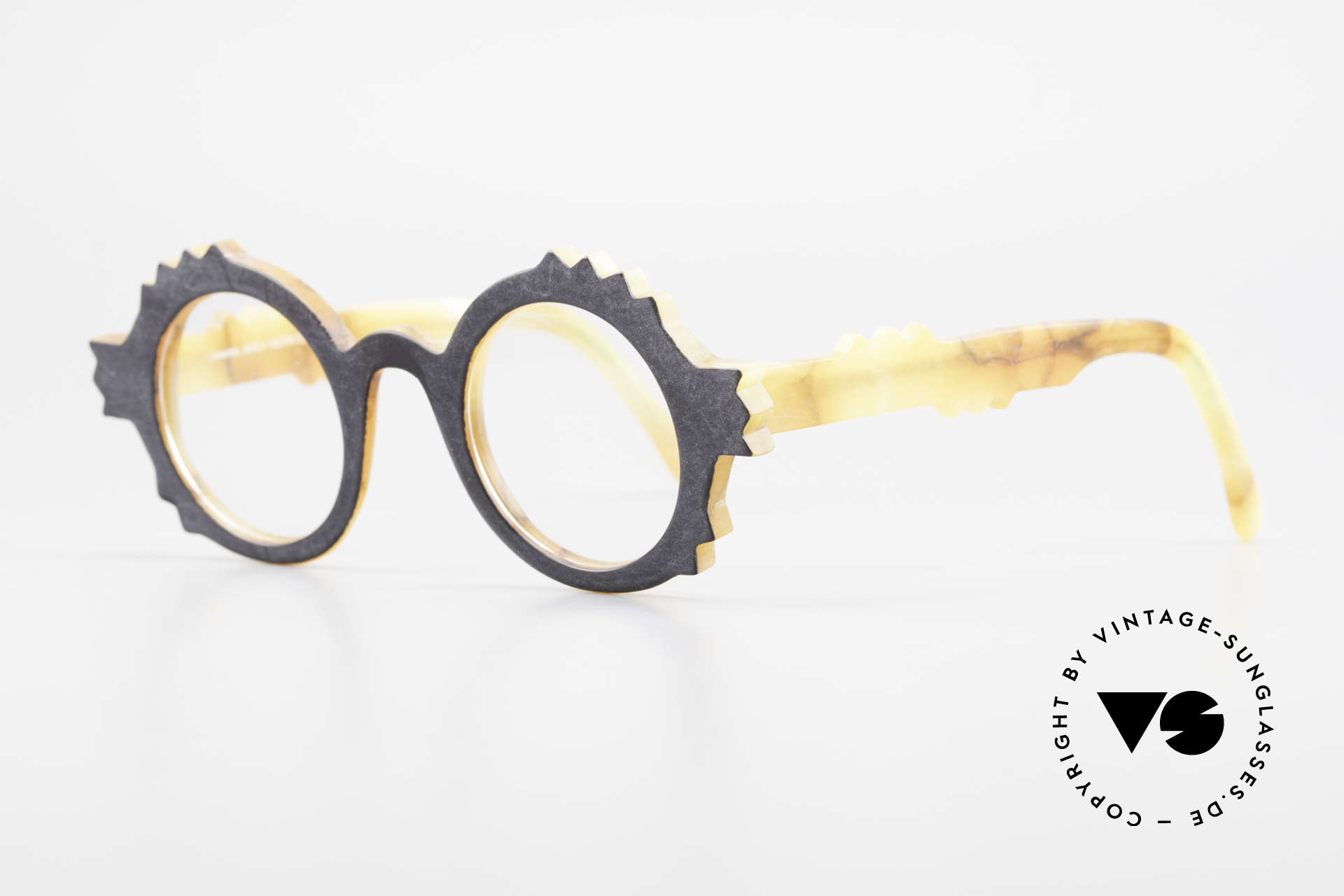Anne Et Valentin Herrison Elaborate 80's Vintage Glasses, spent their lives creating their own collection, Made for Women
