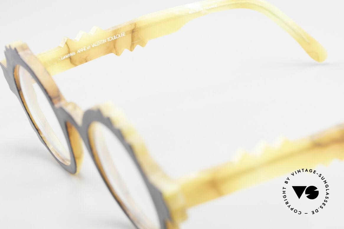 Anne Et Valentin Herrison Elaborate 80's Vintage Glasses, Size: small, Made for Women