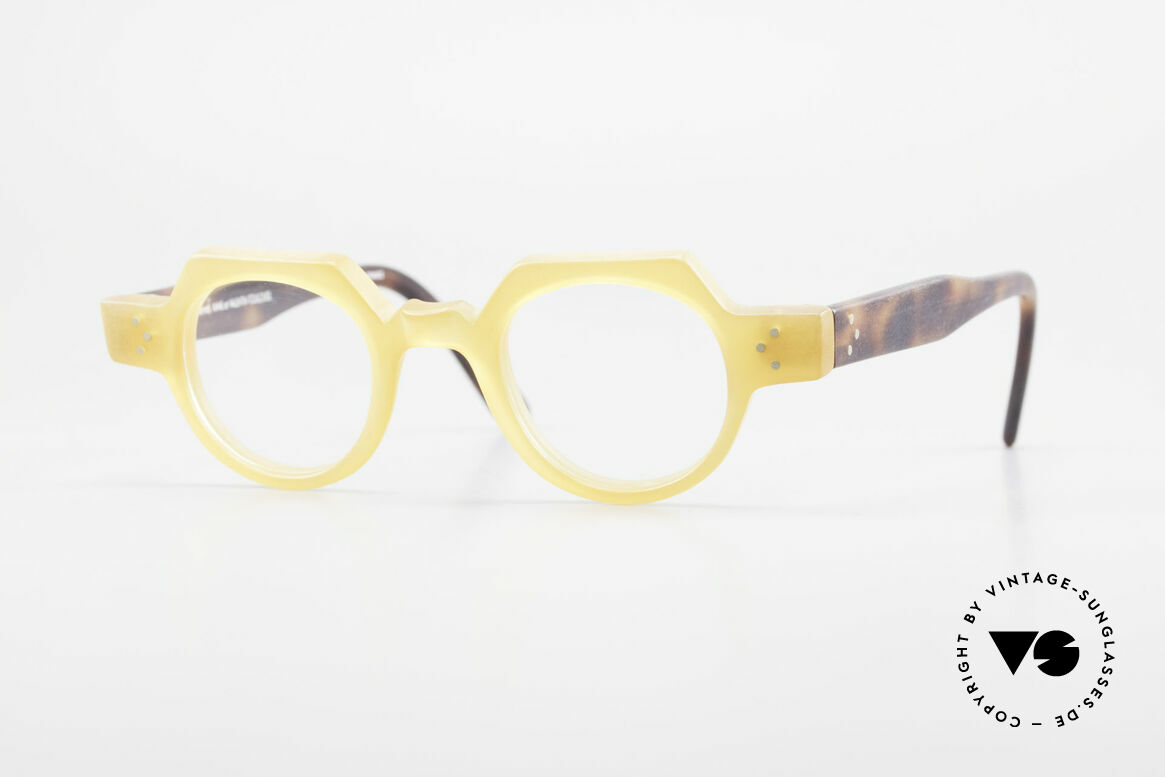 Anne Et Valentin Groucho Old True Vintage 80's Glasses, vintage glasses by 'Anne Et Valentin', Toulouse, Made for Men and Women