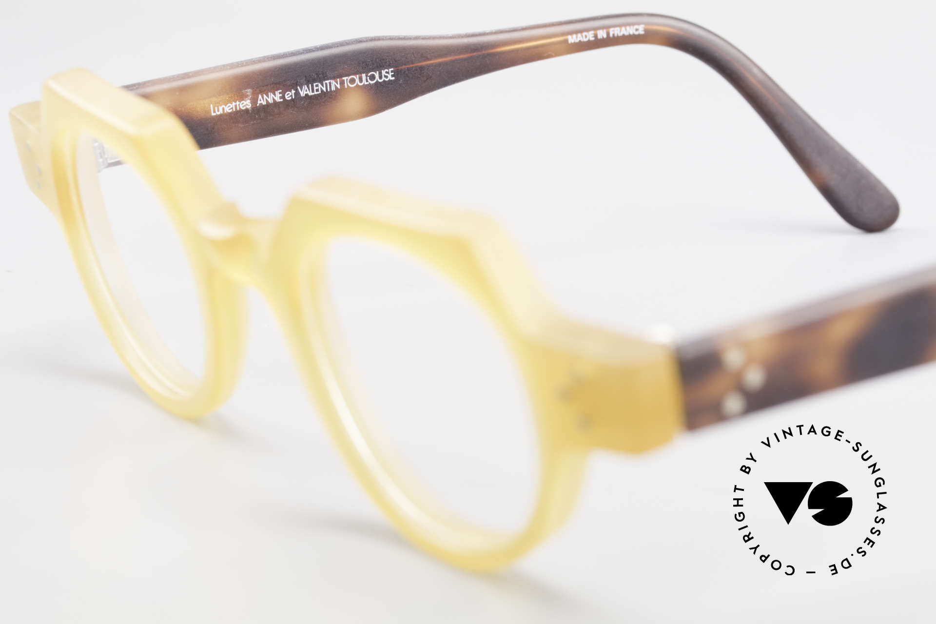 Anne Et Valentin Groucho Old True Vintage 80's Glasses, Size: small, Made for Men and Women