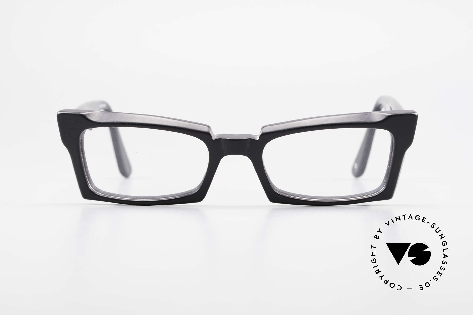Anne Et Valentin Belphegor Old 80's Glasses True Vintage, the couple Anne (artist) and Valentin (optician), Made for Women