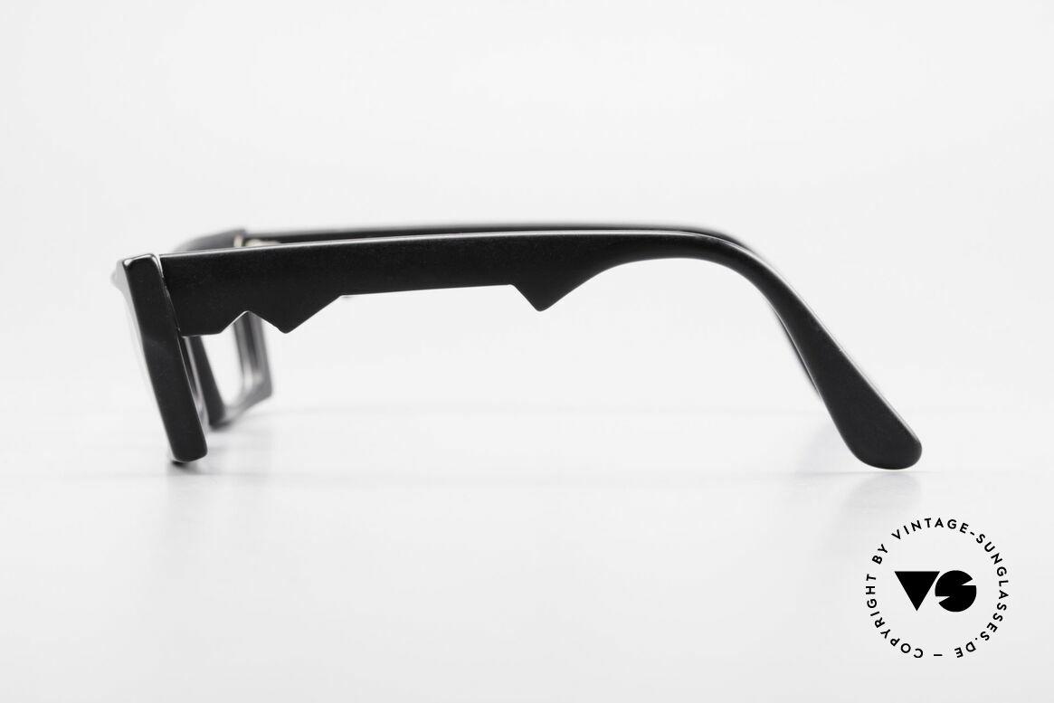 Anne Et Valentin Belphegor Old 80's Glasses True Vintage, made of energy, light, lines, contrasts & colors, Made for Women