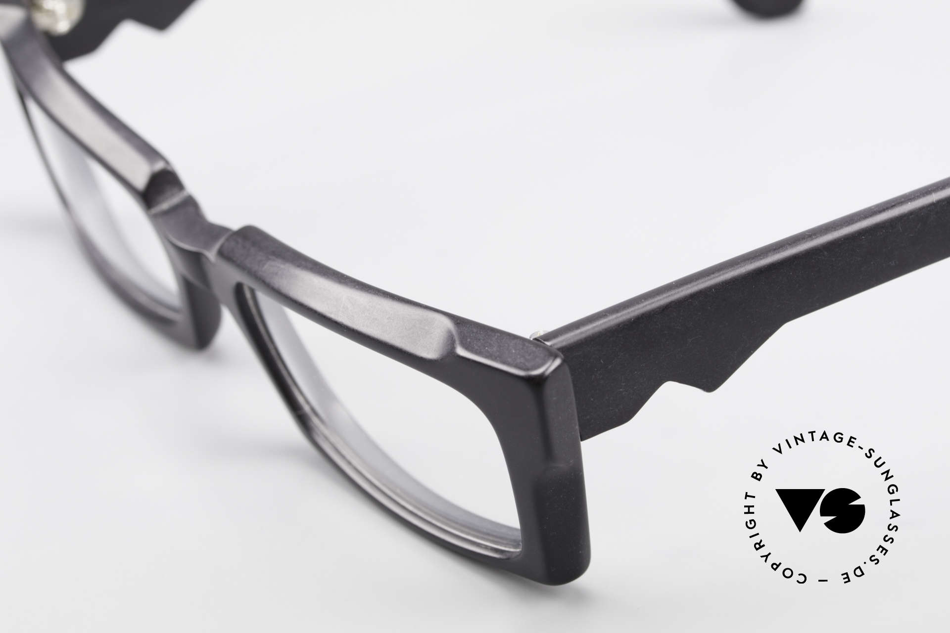 Anne Et Valentin Belphegor Old 80's Glasses True Vintage, this old model comes from the beginning of A&V, Made for Women