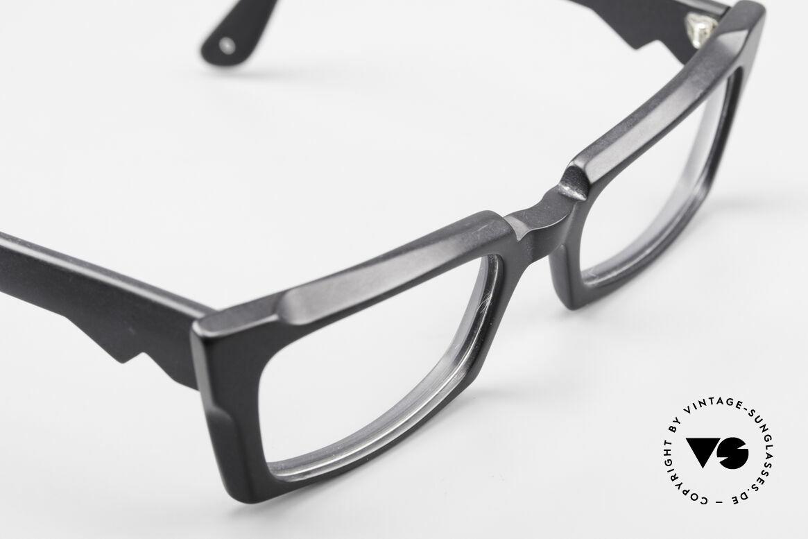 Anne Et Valentin Belphegor Old 80's Glasses True Vintage