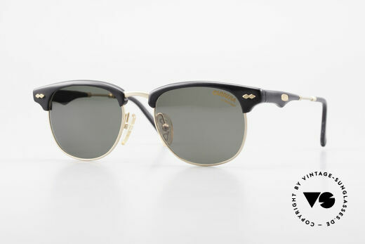 Carrera 5624 Clubmaster Style Sunglasses Details