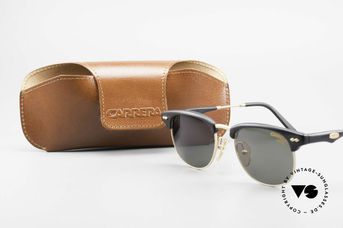 Carrera 5624 Clubmaster Style Sunglasses, Size: small, Made for Men