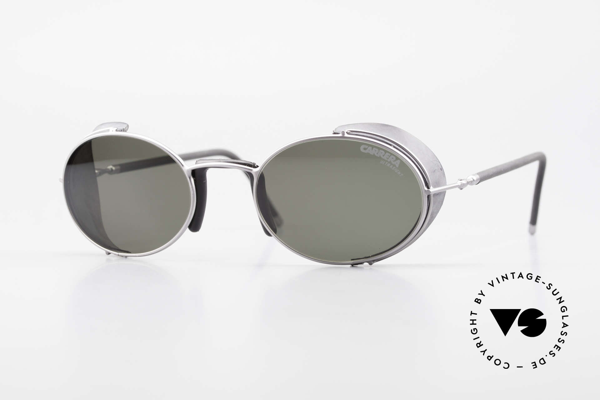 Carrera 5580 90's Sportsglasses Steampunk, striking vintage Carrera (sports) sunglasses of the 90's, Made for Men and Women