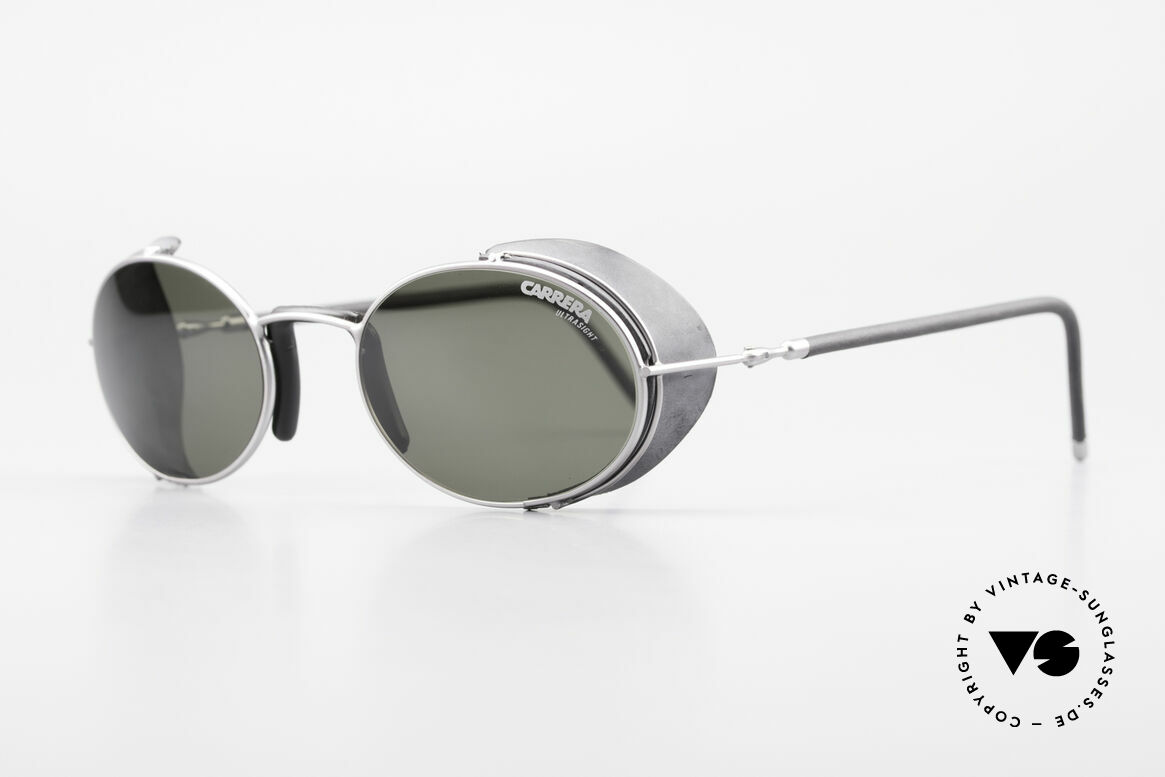 Carrera 5580 90's Sportsglasses Steampunk, called as 'steampunk sunglasses' or 'industrial design', Made for Men and Women