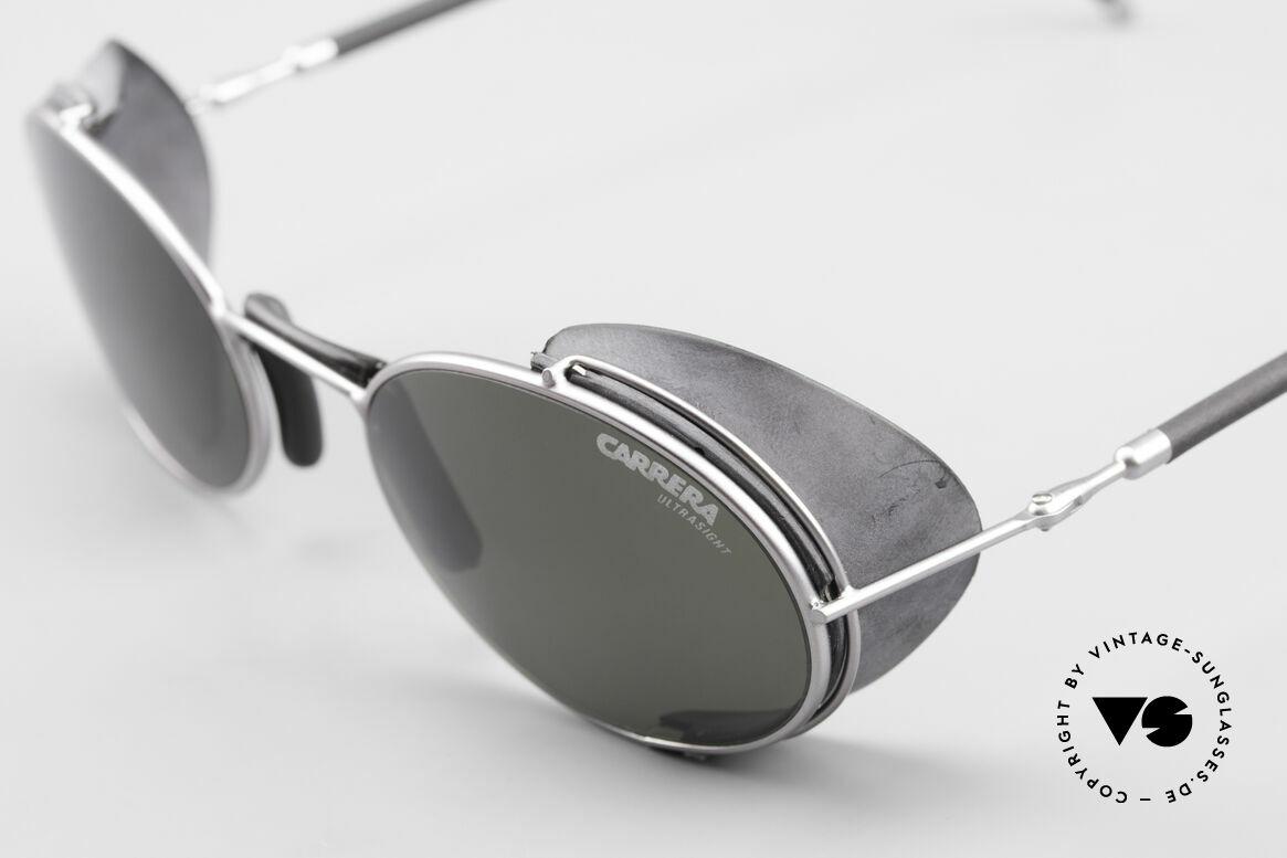 Carrera 5580 90's Sportsglasses Steampunk, NO RETRO; a unique model in great quality (100% UV), Made for Men and Women