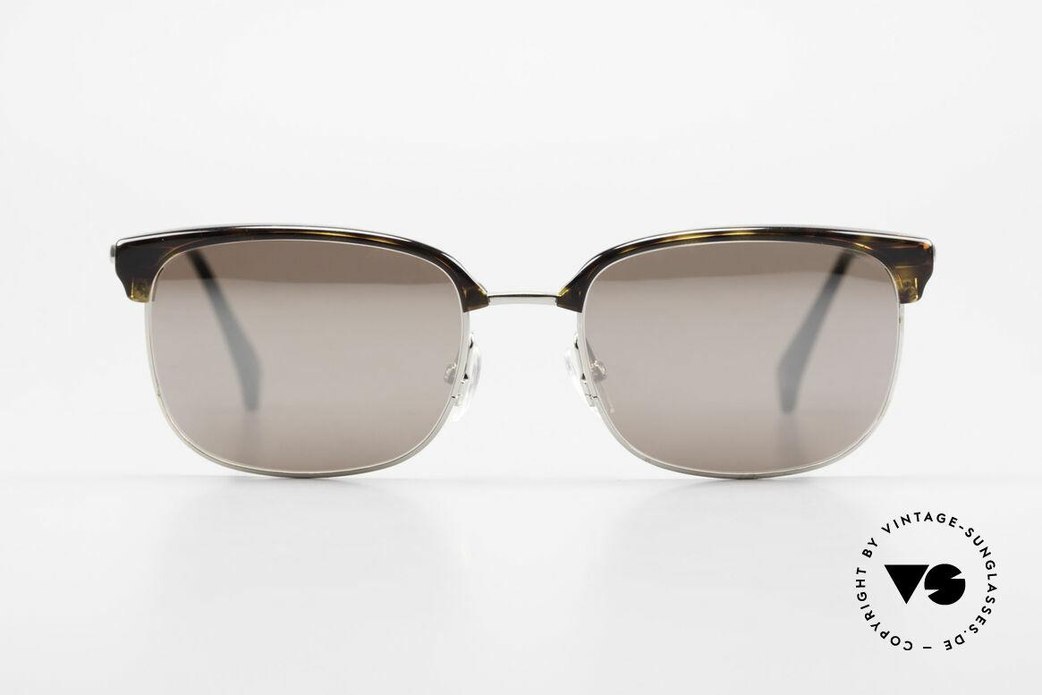 Giorgio Armani 788 Square Panto Sunglasses Men, square 'panto design' with discreet elegant coloring, Made for Men