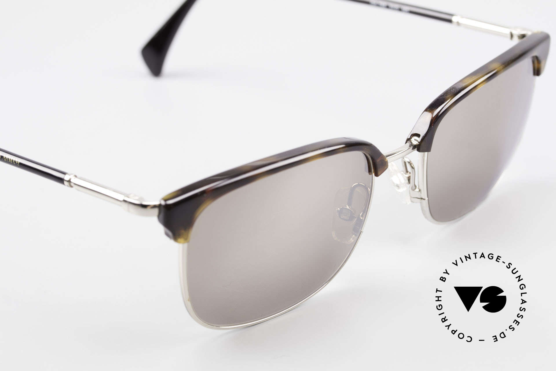 Giorgio Armani 788 Square Panto Sunglasses Men, 2. hand model; but in an absolutely mint condition, Made for Men