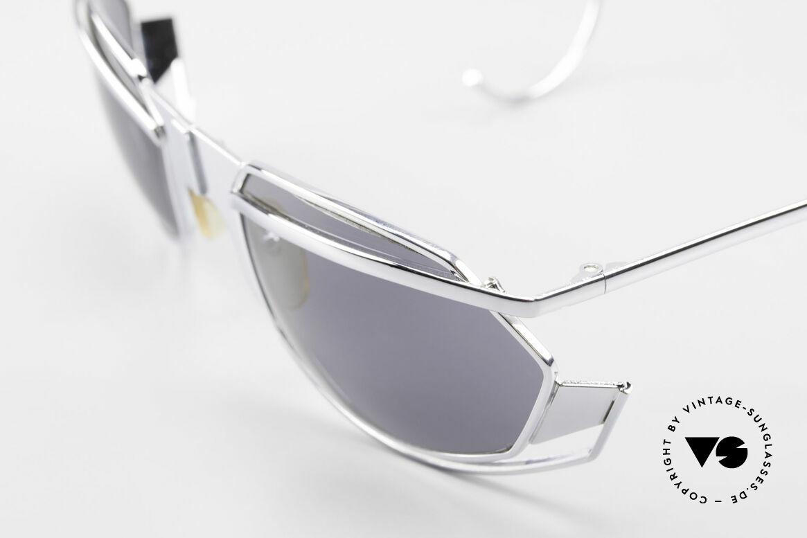 IDC G1 Folding Large Folding Sunglasses 90's, unworn (like all our vintage IDC shades) + original case, Made for Men