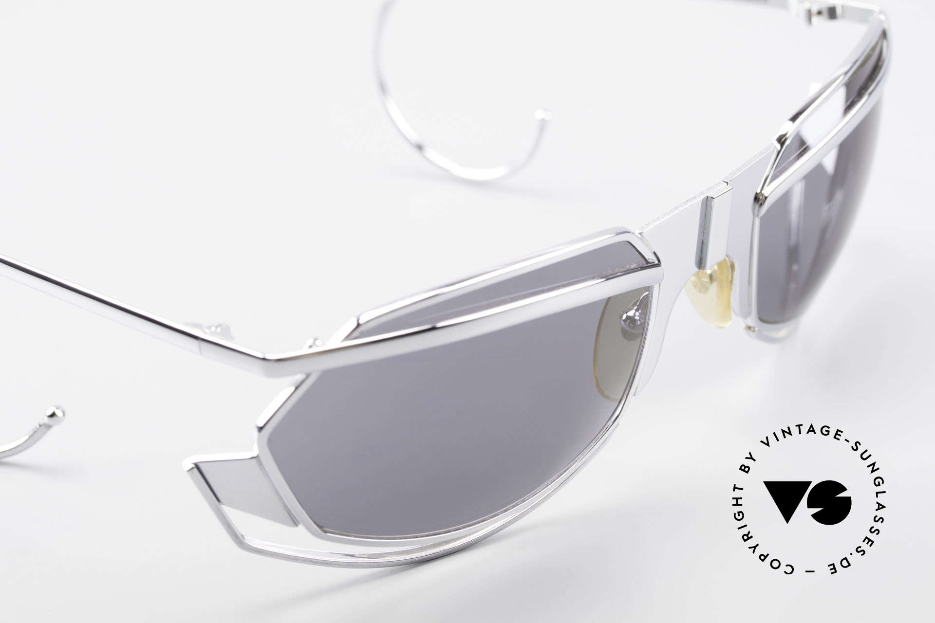 IDC G1 Folding Large Folding Sunglasses 90's, NO RETRO specs / shades; an app. 25 years old original, Made for Men