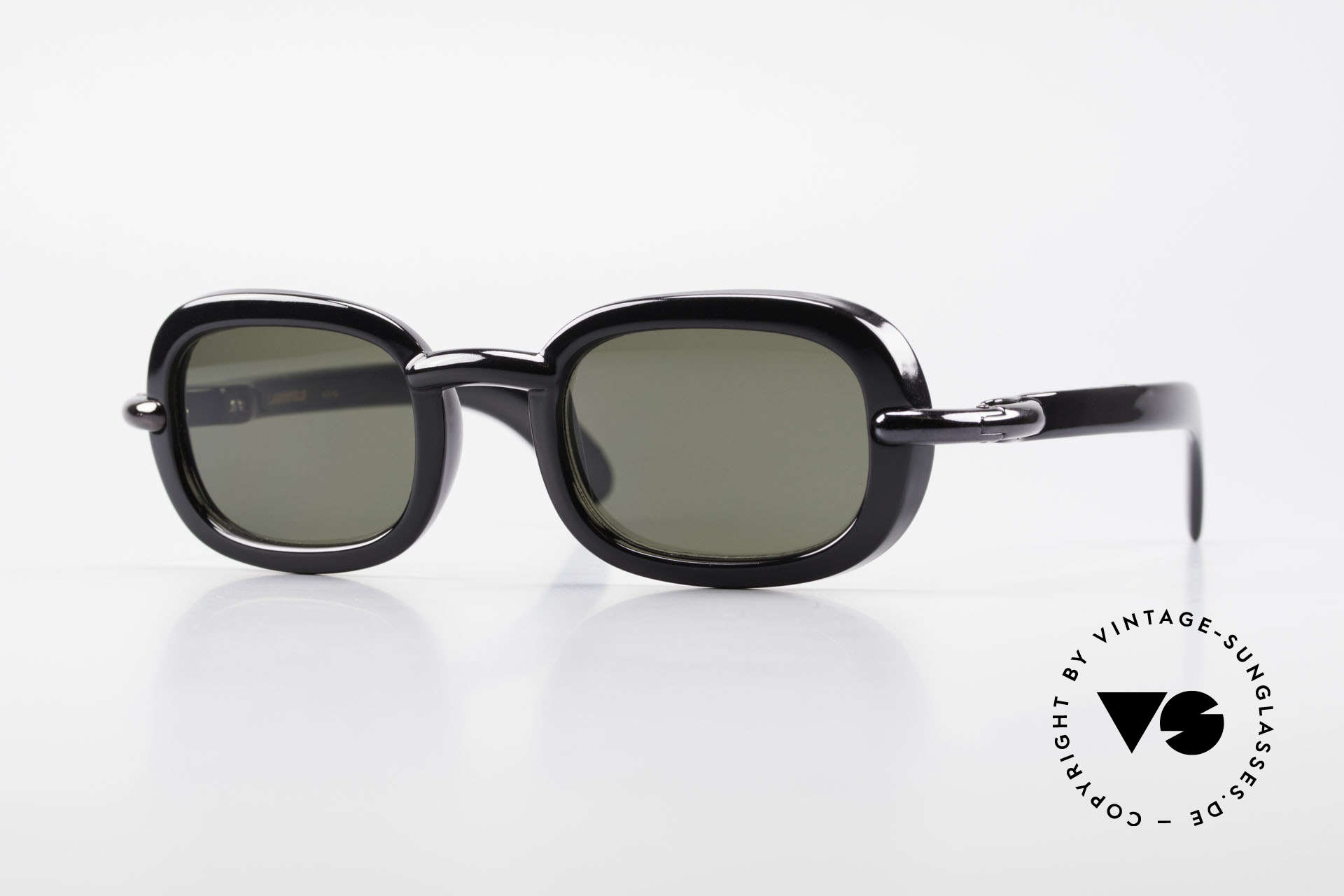 Karl Lagerfeld 4117 Rare 90's Ladies Sunglasses, genuine vintage designer sunglasses by Karl Lagerfeld, Made for Women