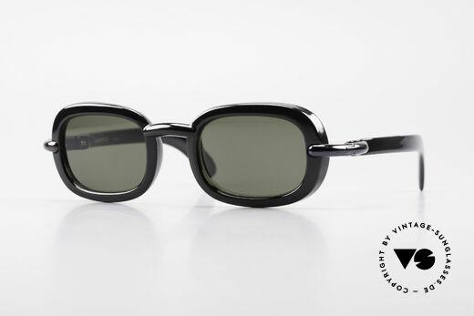 Karl Lagerfeld 4117 Rare 90's Ladies Sunglasses Details