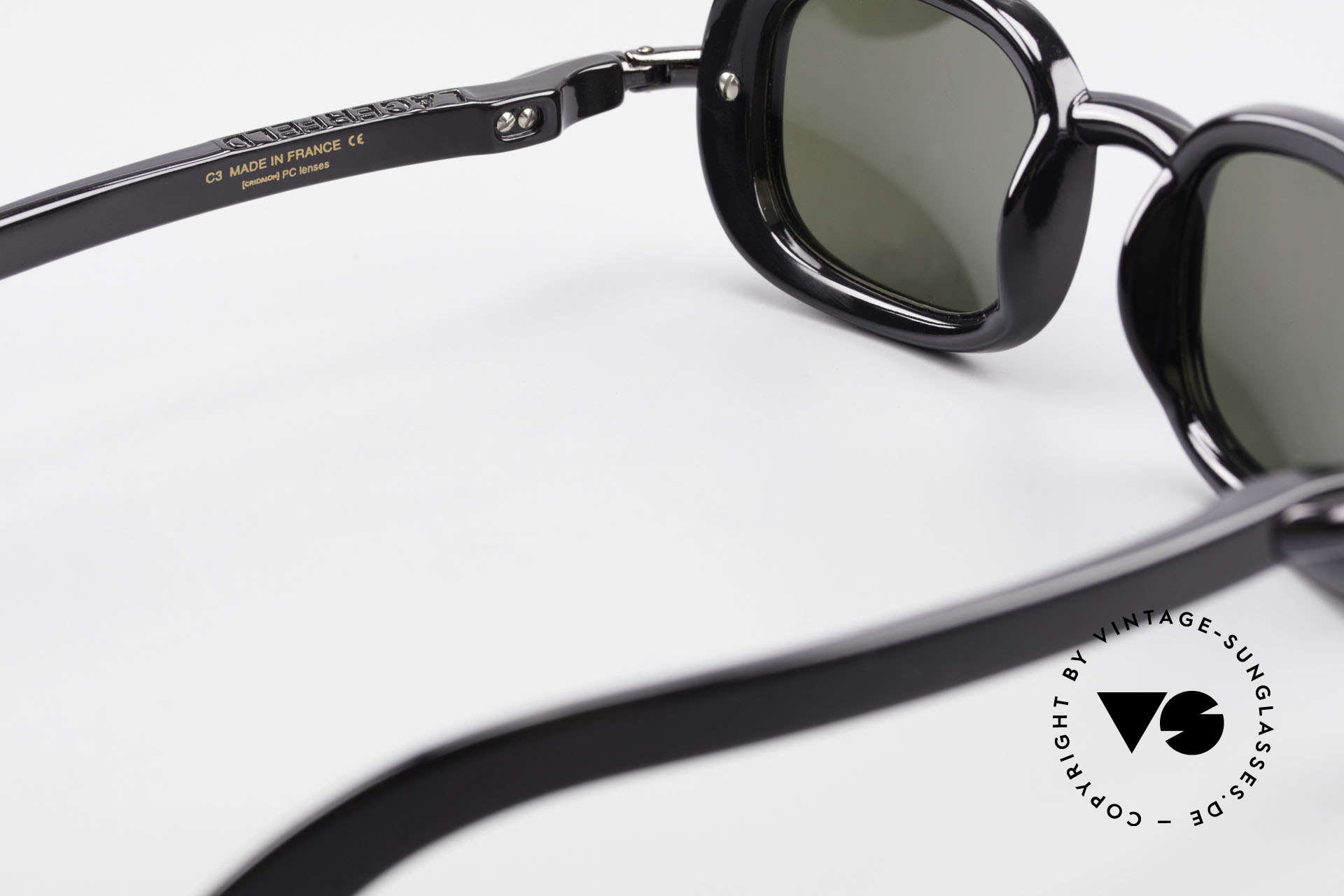 Karl Lagerfeld 4117 Rare 90's Ladies Sunglasses, the sun lenses could be replaced with prescription lenses, Made for Women