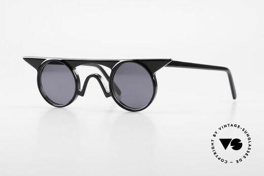 Design Maske Berlin - Jason Artful Vintage Sunglasses 90s Details