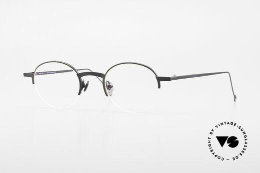 Markus Marienfeld Sina Pure Titanium Frame Handmade Details