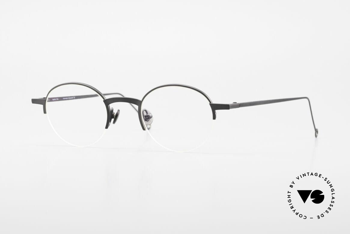 Markus Marienfeld Sina Pure Titanium Frame Handmade, glasses by Markus Marienfeld from Switzerland, Made for Men and Women