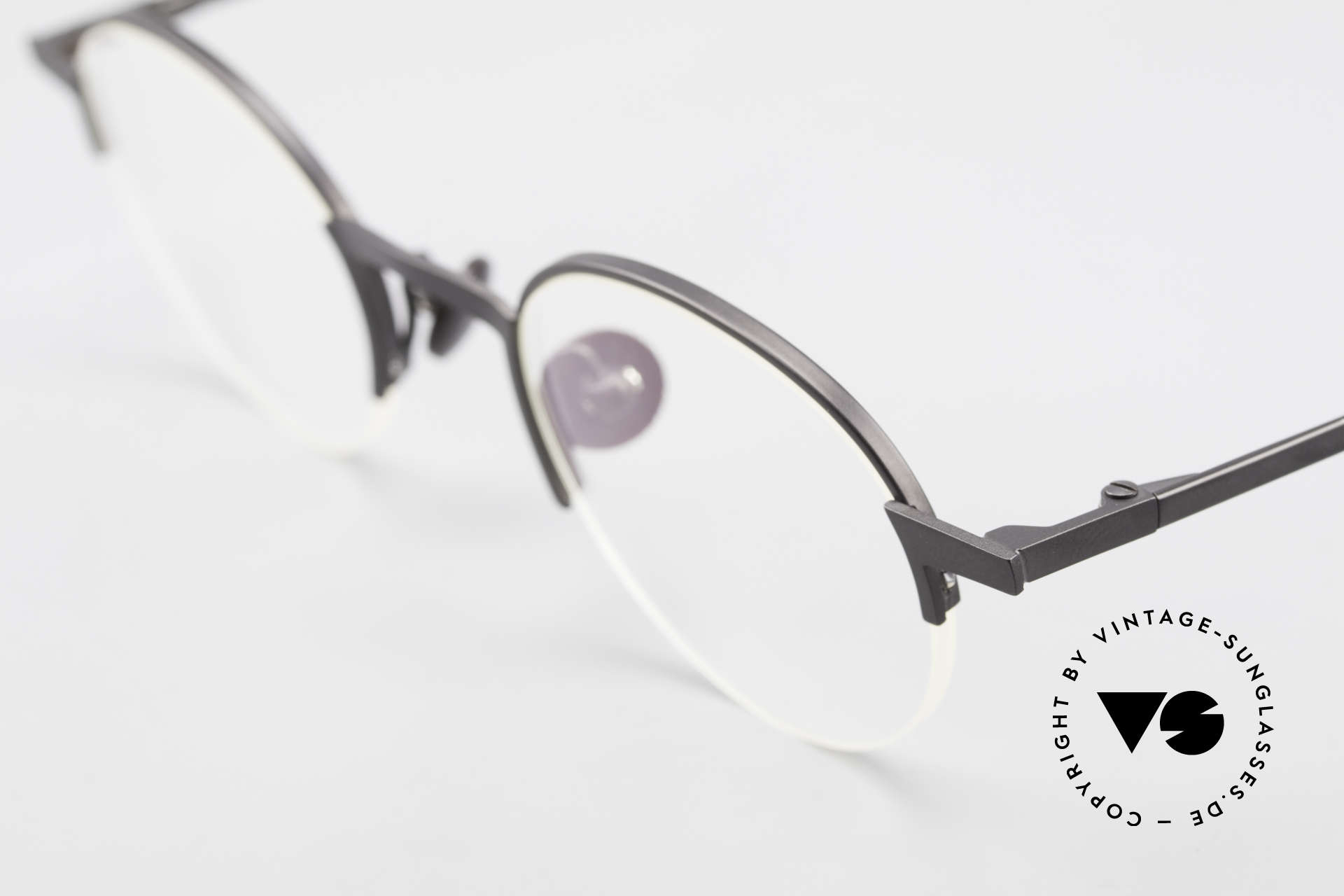 Markus Marienfeld Sina Pure Titanium Frame Handmade, pure titanium frame, handmade in Switzerland!, Made for Men and Women