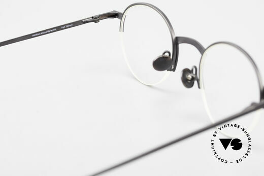 Markus Marienfeld Sina Pure Titanium Frame Handmade, NO RETRO, but a precious old vintage ORIGINAL, Made for Men and Women