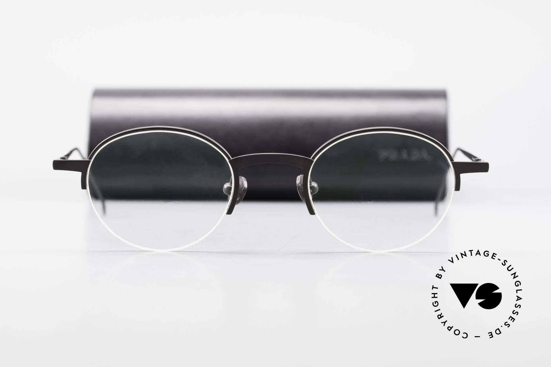 Markus Marienfeld Sina Pure Titanium Frame Handmade, Size: medium, Made for Men and Women