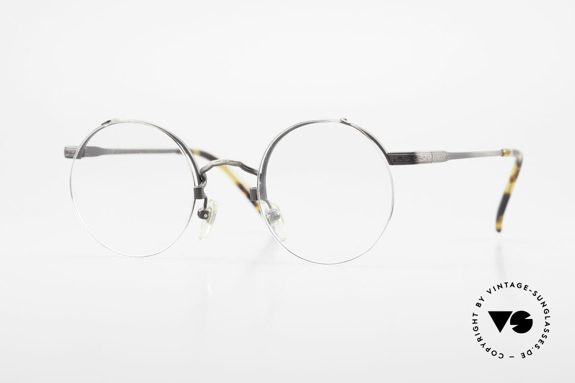 Bada BL9 Analog Oliver Peoples Eyevan, rare, old vintage BADA eyeglasses from the mid 1990's, Made for Men and Women