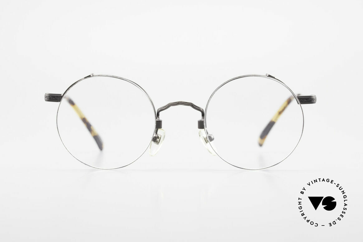 Bada BL9 Analog Oliver Peoples Eyevan, designed in Los Angeles and produced in Sabae (Japan), Made for Men and Women