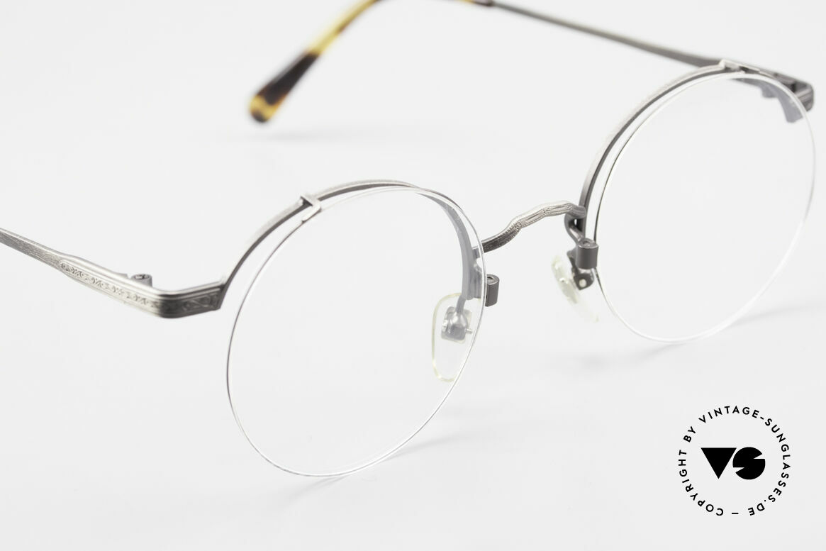 Bada BL9 Analog Oliver Peoples Eyevan, unworn, NOS (like all our old L.A.+ Sabae eyeglasses), Made for Men and Women
