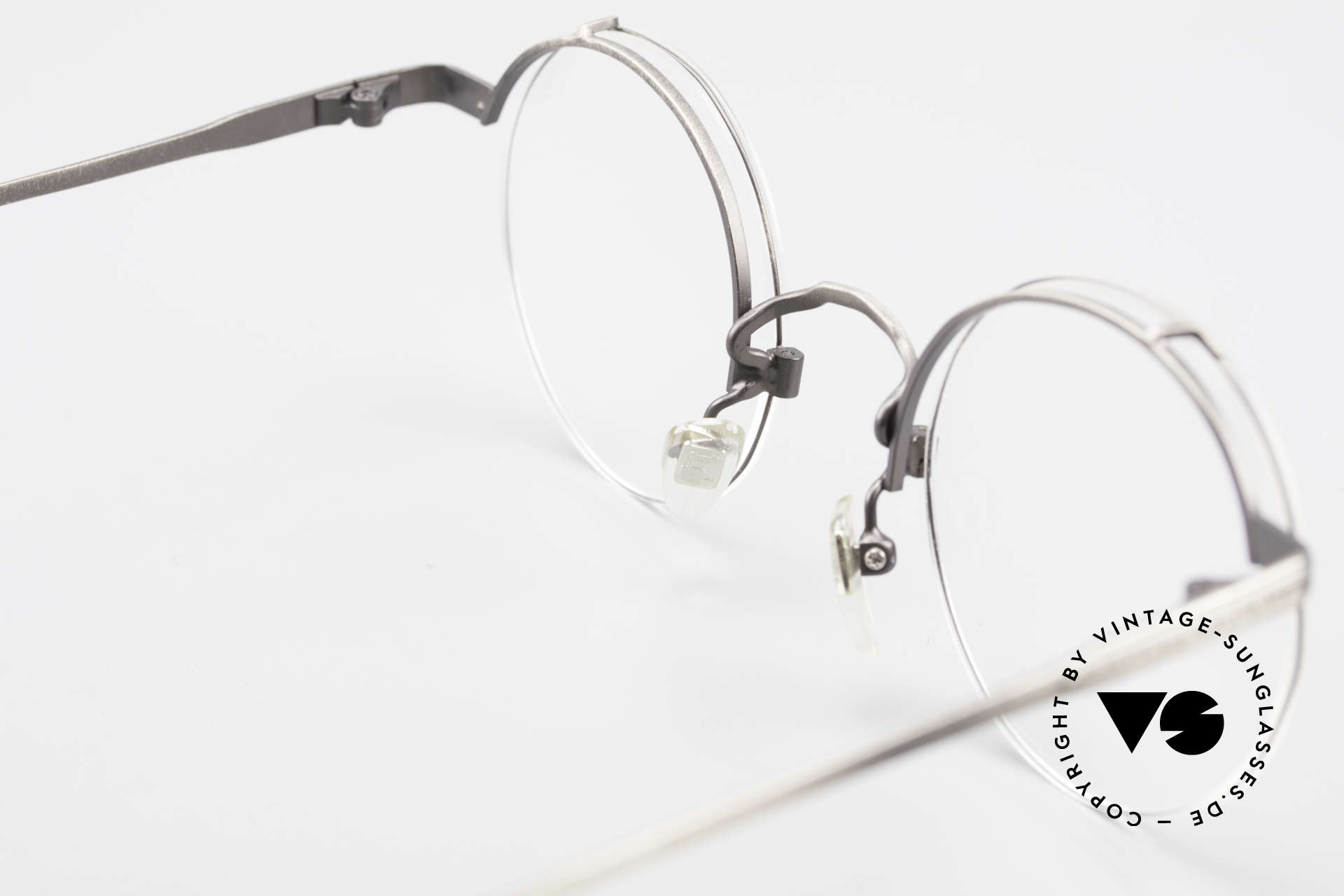 Bada BL9 Analog Oliver Peoples Eyevan, NO RETRO fashion-specs, but a unique old ORIGINAL, Made for Men and Women